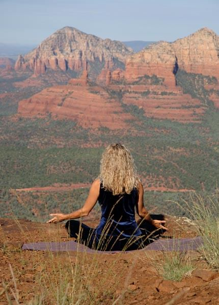 Sedona yoga retreat