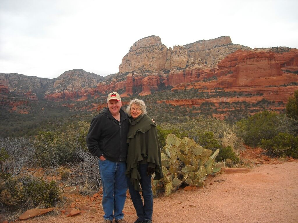 sedona couples retreat