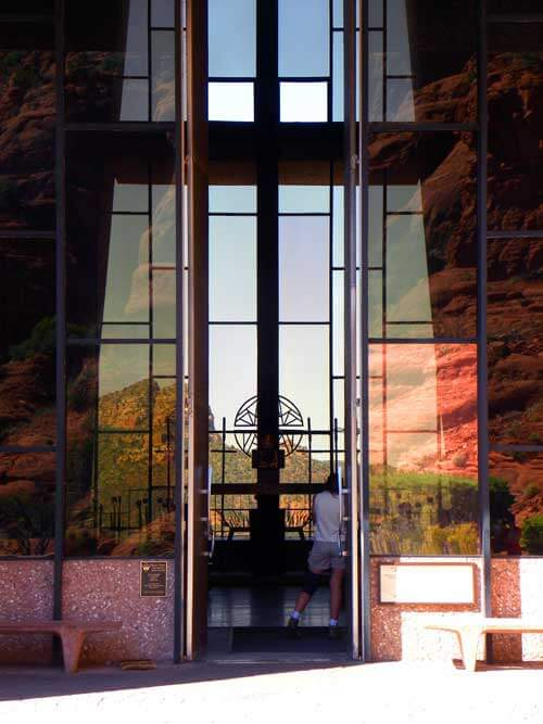 Chapel of the Holy Cross, Sedona AZ