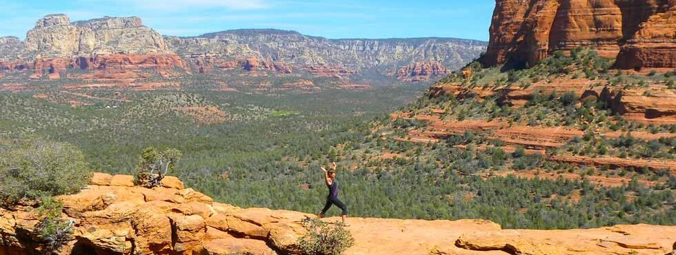 A Sedona Yoga Retreat