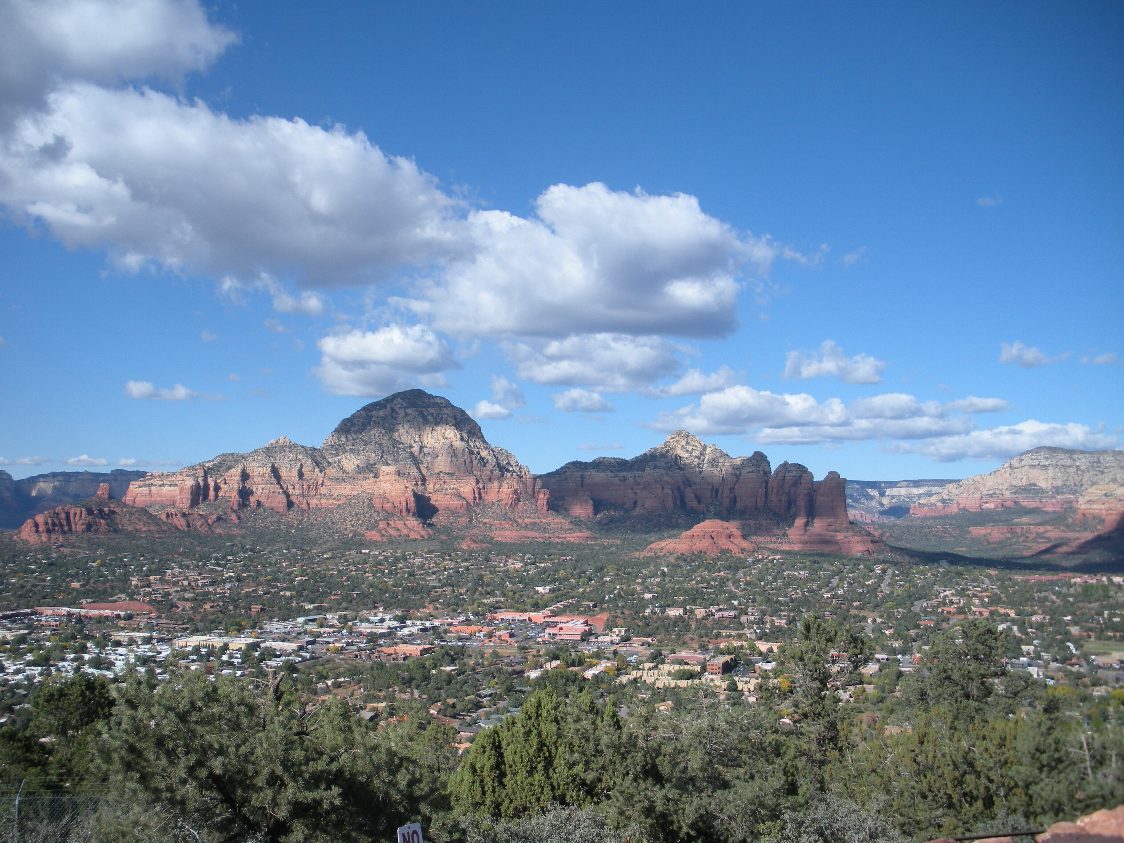 Sedona Vortex Energy Field